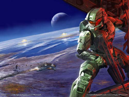 Halo Combat Evolved KD=_=Caesar Halo2