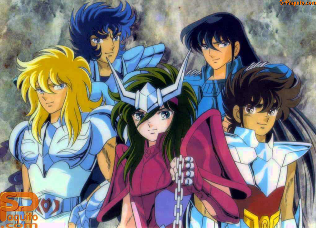 saint seiya fotos