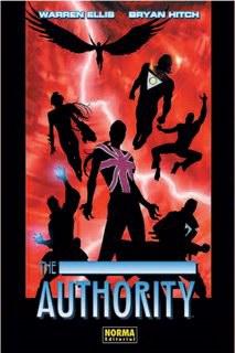 THE AUTHORITY –VOLUMEN 1 Theauthority1