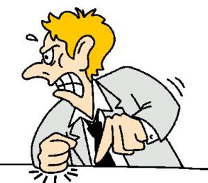 51 formas de hacer enojar a los demas