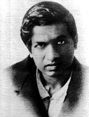 S. Ramanujan - Tribut Ramanujan