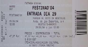 29 de mayo de 2004